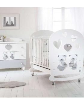 Baby Expert Bon Bon (белый) мебель детская