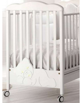 кроватка детская Baby Expert Coccolo Lux