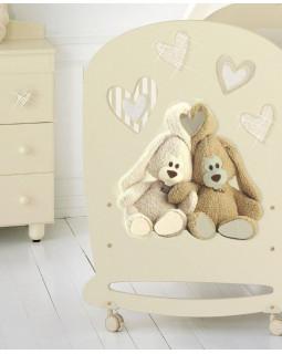 Детская кроватка Baby Expert Cremino Lux
