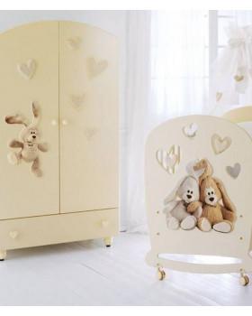 Baby Expert Cremino детская мебель (Крем)