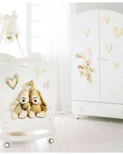 Baby Expert Cremino by Trudi мебель детская