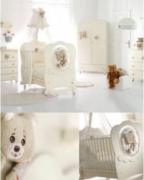 Baby Expert Abbracci by Trudi мебель детская