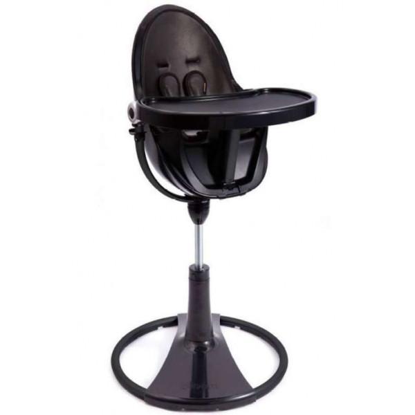 стульчик для кормления Bloom Fresco Chrome Noir
