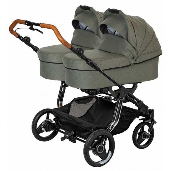 коляска для двойни Hartan Two Select