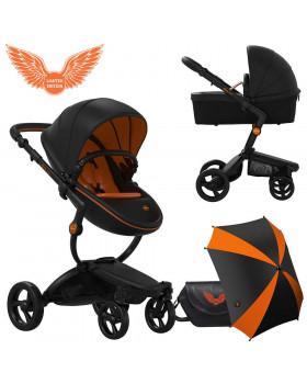 коляска 2 в 1 Mima Xari Rebel Limited Edition детская