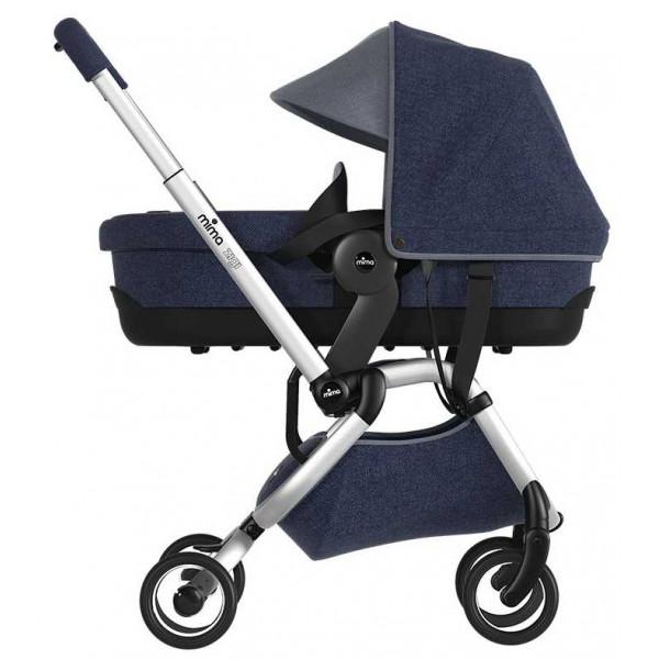 Mima ZIGI коляска 2 в 1 для новорожденного