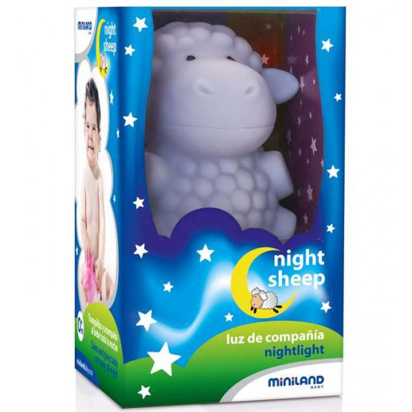 ночник Miniland Night Sheep