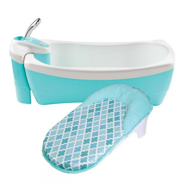 Ванночка с джакузи и душем Summer Infant Lil' Luxuries