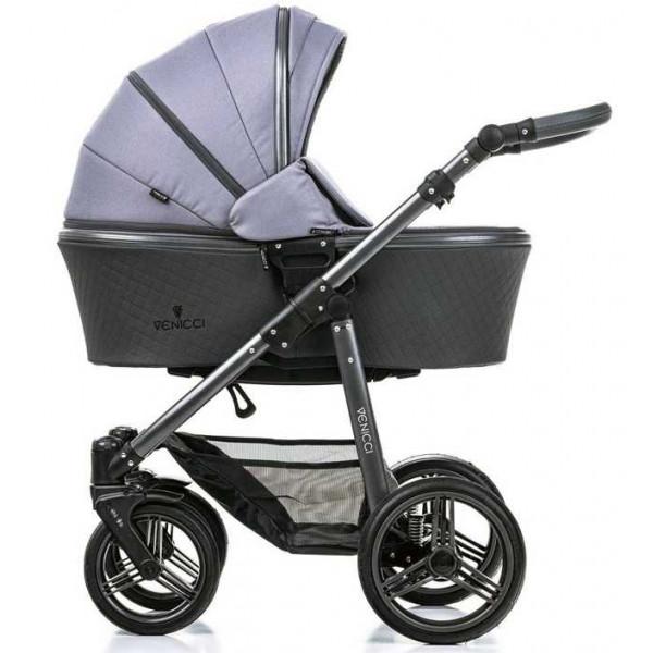 Venicci Carbo Lux коляска 2 в 1