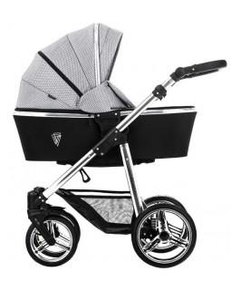 коляска детская 2 в 1 Venicci Silver