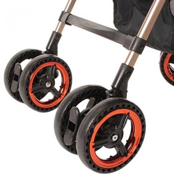 коляска прогулочная Combi Miracle Turn Elite
