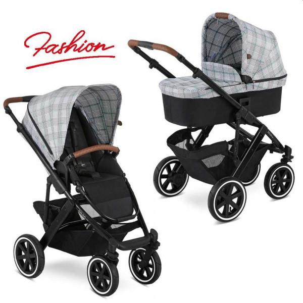 FD-Design Salsa 4 AIR Fashion Edition коляска комплектации 2 в 1