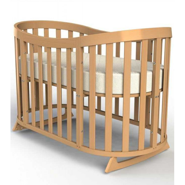 кроватка 2 в 1 Fiorellino Cloud