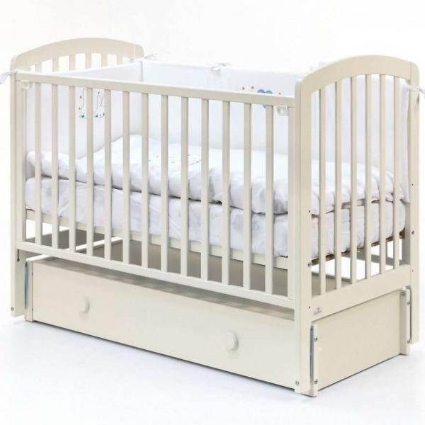 Кроватка маятник Fiorellino Tina