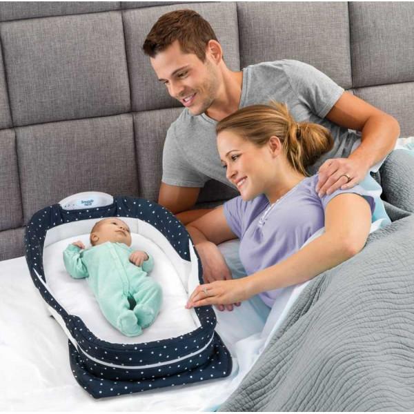 кроватка Baby Delight XL складная