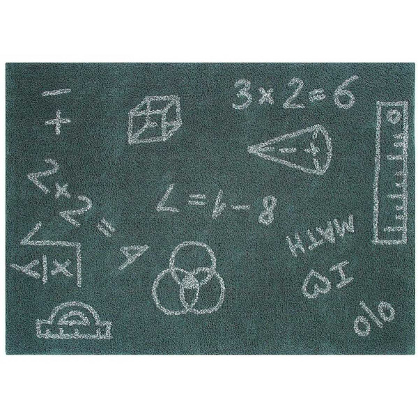 ковер Lorena Canals Я люблю математику 140x200 см