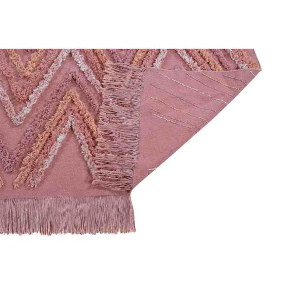 ковер Lorena Canals Земной каньон розовый 170x240 см