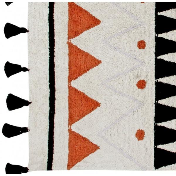 ковер Lorena Canals Azteca Natural (терракотовый) 120x160 см
