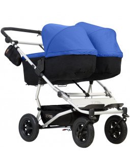 коляска 2 в 1 для двойни Mountain Buggy Duet 3.0