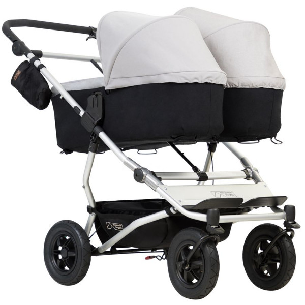 Mountain Buggy Duet 3.0 коляска 2 в 1 для двойни