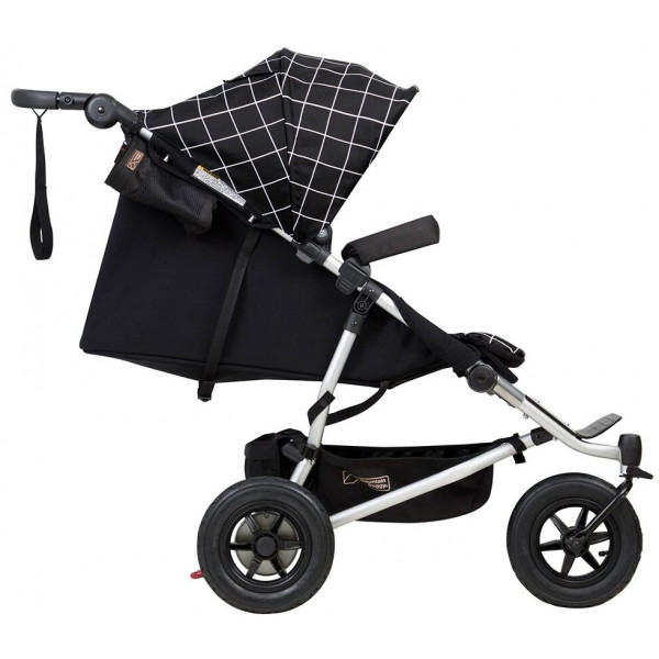Mountain Buggy Duet 3.0 прогулочная коляска для двойни