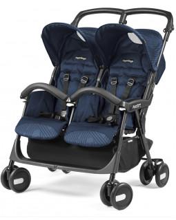 коляска Peg-Perego Aria Shopper Twin для двойни