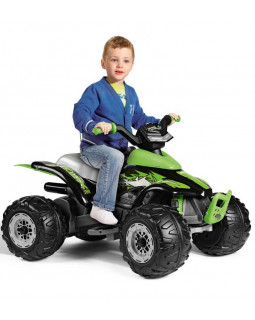 Детский квадроцикл Peg-Perego Corral T-Rex 330W