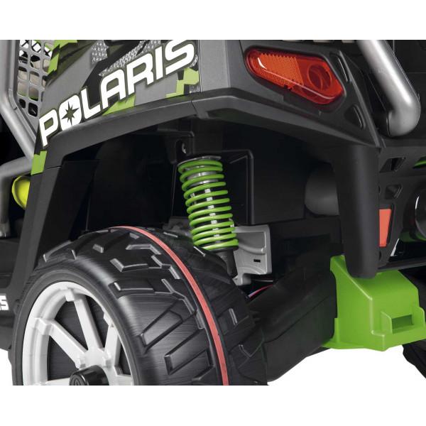 Внедорожник электрический Peg-Perego Polaris Ranger Green Shadow