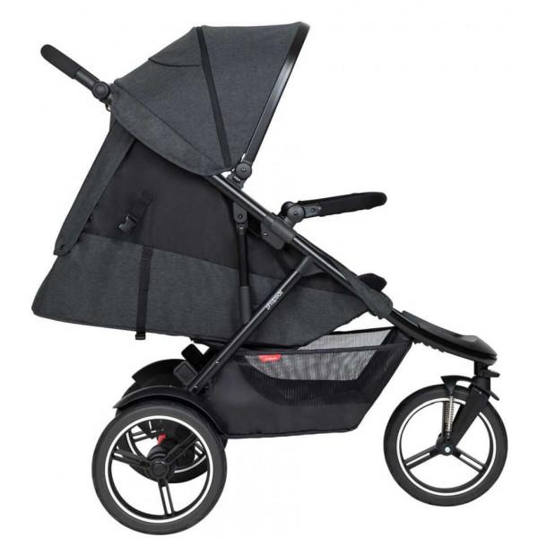 Прогулочная коляска Phil & Teds Dash