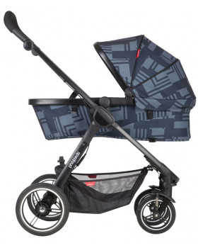 коляска детская Phil and Teds Mod трансформер