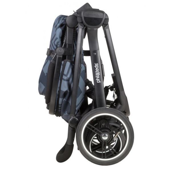 Модульная коляска Phil and Teds Mod