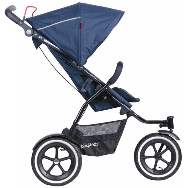 коляска для погодок Phil and Teds Sport