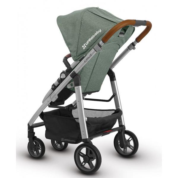 UPPAbaby Cruz детская коляска 2 в 1