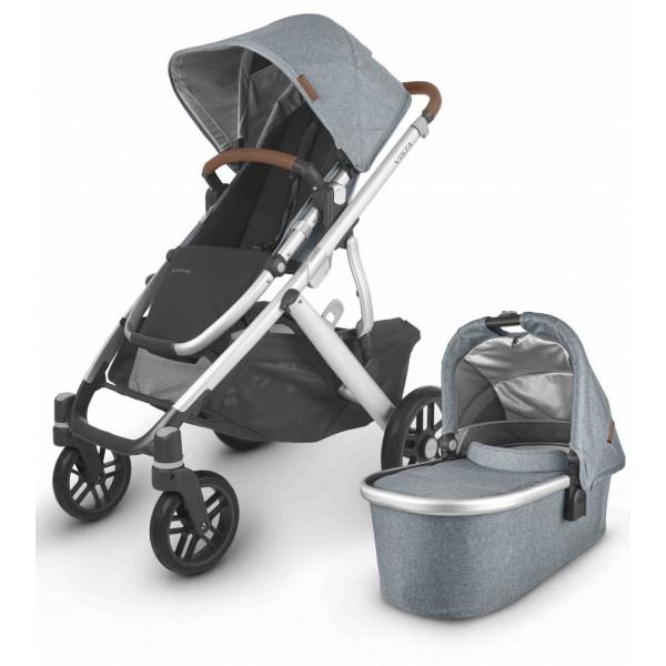 UPPAbaby Vista V2 детская коляска 2 в 1