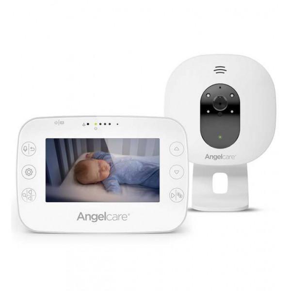 видеоняня Angelcare AC320 с активным экраном и датчиком движения