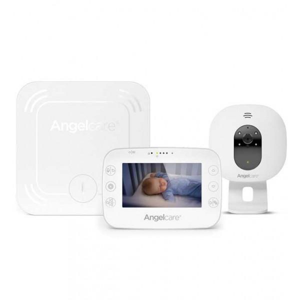 видеоняня Angelcare AC327 с активным экраном и датчиком движения
