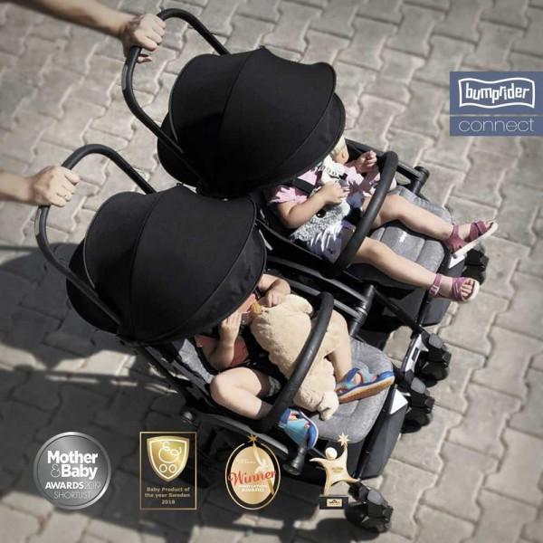 Прогулочная коляска Bumprider Connect 2