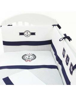 Funnababy Nautica 120x60 постельное бельё