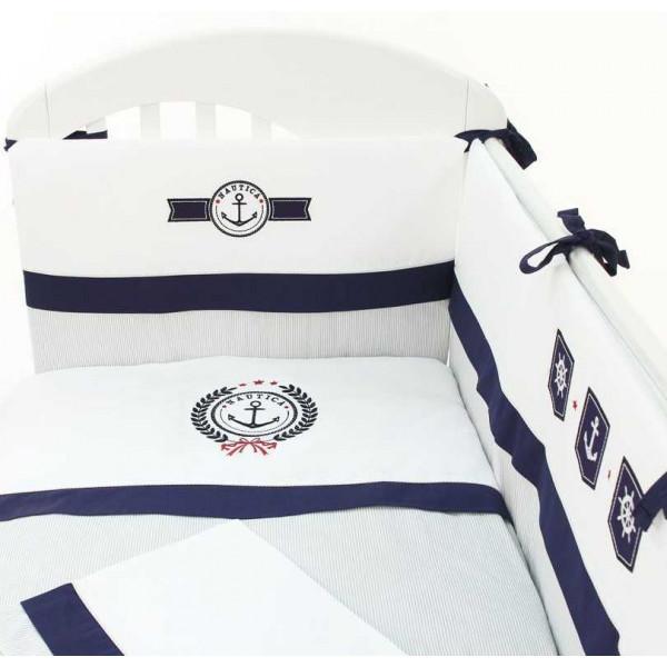 Постельное бельё Funnababy Nautica в кроватку 120x60