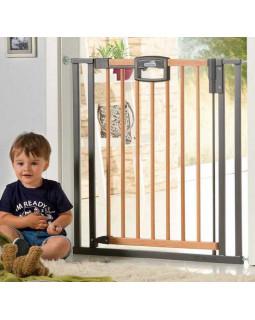 Geuther ворота безопасности Easy lock Wood 2792 Plus