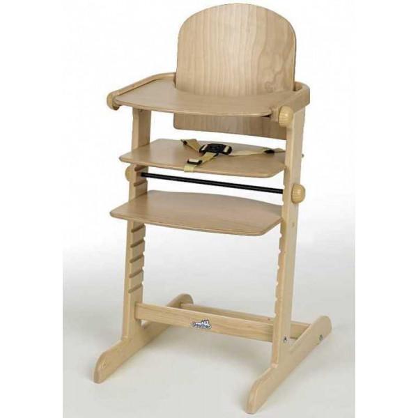 Стульчик Geuther Kid-Hit для кормления деревянный