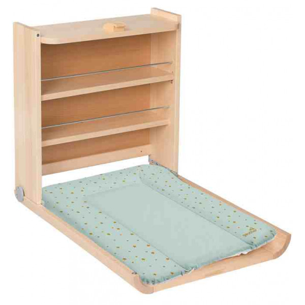 Подвесной настенный столик Geuther Wanda для пеленания ребенка
