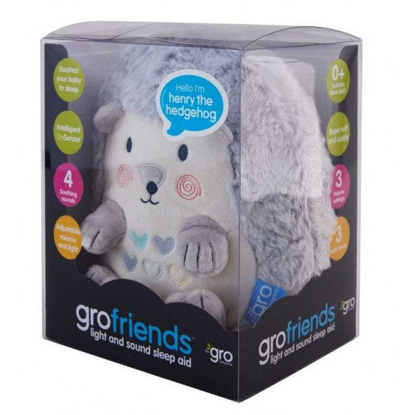 ночник Grofriends Hedgehog Henry (Ёжик Генри)