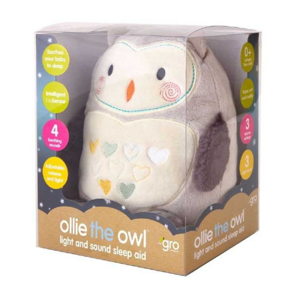 ночник Grofriends Owl Ollie (Сова Олли)