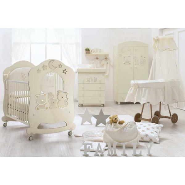 мебель Italbaby Happy Family Oblo в комнату новорожденного