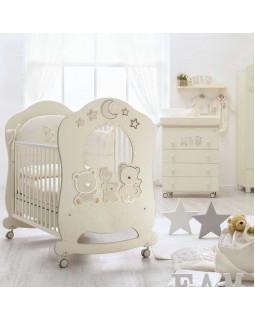Italbaby Happy Family Oblo мебель детская