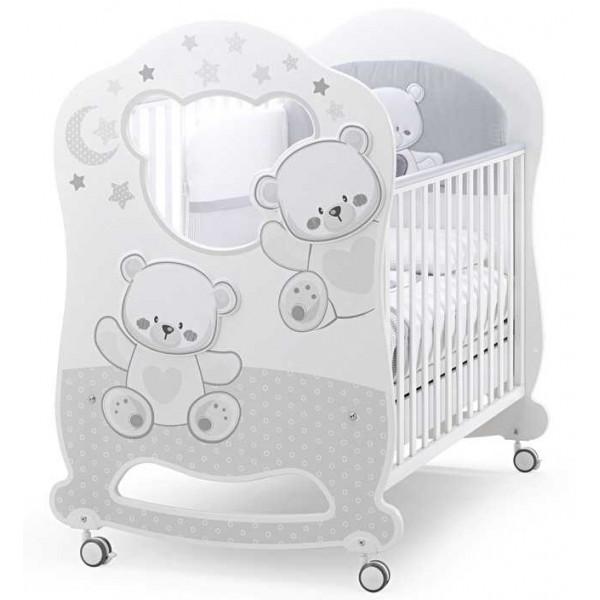 Детская кроватка Italbaby Jolie Oblo