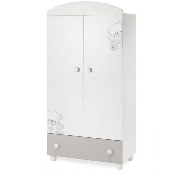 шкаф двустворчатый Italbaby Jolie