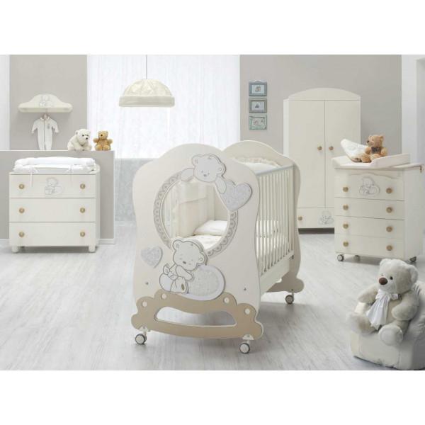 мебель Italbaby Love Oblo в комнату новорожденного