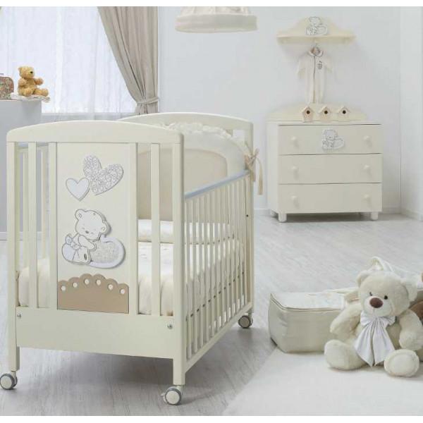 мебель Italbaby Love в комнату новорожденного